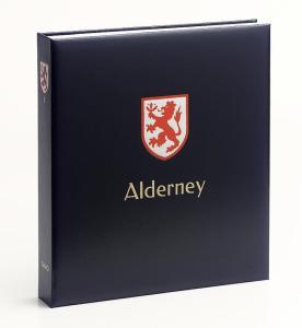 DAVO Luxe Hingless Album Alderney 2016-2017