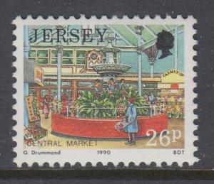 Jersey 499 MNH VF