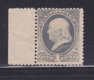 United States 206 MH Benjamin Franklin (A)
