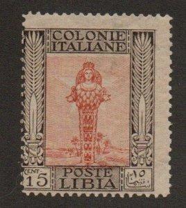 Libya 24 Mint Hinged