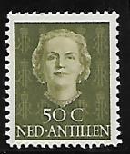 Netherland Antilles 225 mlh 2013 SCV $14.00