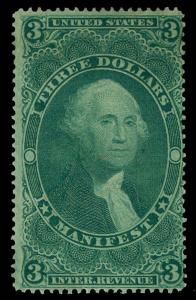 U.S. REV. FIRST ISSUE R86c  Mint (ID # 81825)