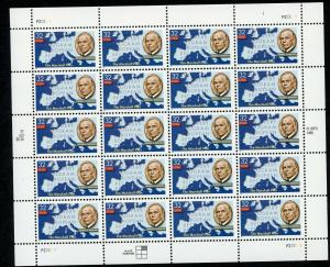 US SCOTT# 3141 MARSHALL PLAN COMPLETE SHEET OF 20 STAMPS MNH AS SHOWN