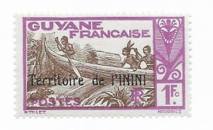 French Guinea #24 MH - Stamp - CAT VALUE $22.50
