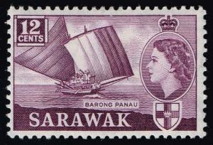 Sarawak #203 Barong Panau; Unused (4.25)