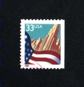 USA # 2278  - 3 used  PD