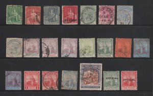 Trinidad a small lot of QV era mainly used