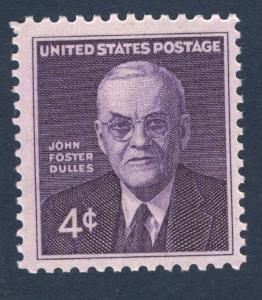 1172 John Foster Dulles US Single Mint/nh (Free Shipping)