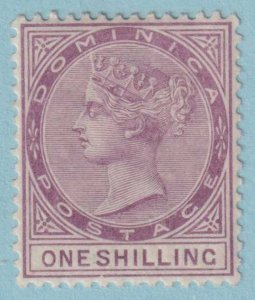 DOMINICA 24 MINT HINGED OG *  NO FAULTS EXTRA FINE