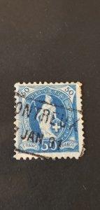 Switzerland #86 Used