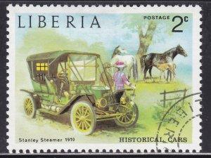 Liberia 647 Historical Cars 1973