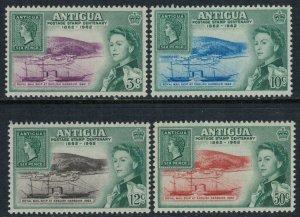 Antigua #129-32* NH  CV $3.90