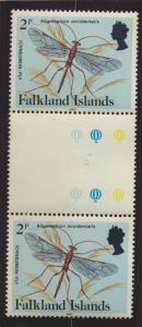Falkland Islands Stamp Scott #388, Mint Never Hinged, Pair - Free U.S. Shippi...