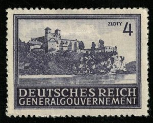 Reich, 4 ZLOTY (T-6303)