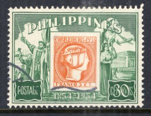 Philippines 607 Used VF