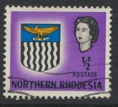 Northern Rhodesia  SG 75 SC# 75 Used - see details