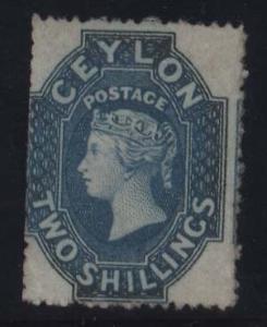 Ceylon #36 Mint