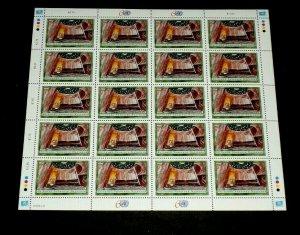 U.N. VIENNA #357, 2005, U.N. 60th ANNIVERSARY, SHEET/20, MNH, NICE!! LQQK!!