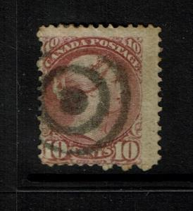Canada SC# 40, Used - S2601
