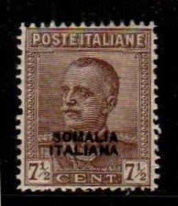 Somalia Scott 100 Mint hinged (Catalog Value $27.50)