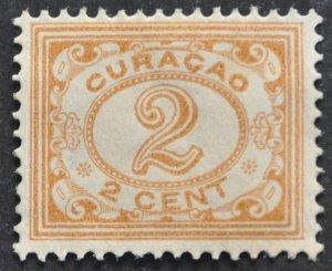 DYNAMITE Stamps: Netherlands Antilles Scott #48 – MINT hr