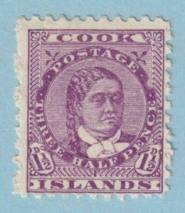 COOK ISLANDS 11  MINT HINGED OG * NO FAULTS VERY FINE !