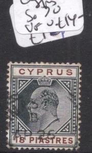 Cyprus SG 70 VFU (1dgv)