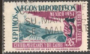 MEXICO C223, 35¢ 7th Central Am & Caribb Games. Used. F-VF. (1053)
