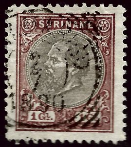 Suriname SC#15 Used VF..Worth a close look!!