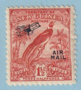 NEW GUINEA C16 AIRMAIL  MINT NEVER HINGED OG ** NO FAULTS EXTRA FINE!