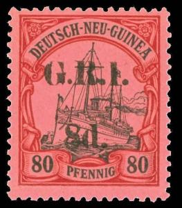 New Britain Scott 26 Gibbons 26 Never Hinged Stamp