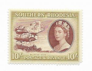 South Rhodesia #93 Corner Perf MNH - Stamp - CAT VALUE $19.00