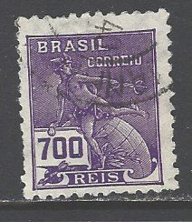 Brazil Sc# 339 used (DDT)