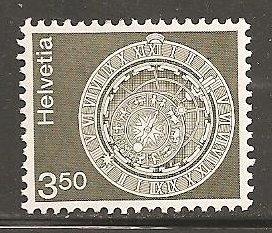 Switzerland  SC 579  Mint, Never Hinged