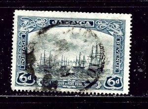 Jamaica 95 Used 1922 Ships