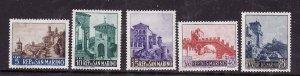 San Marino-Sc#133-7 - id5-unused NH scenes-1966-