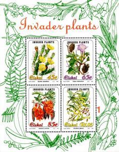 Ciskei - 1993 Invader Plants MS MNH** SG MS240