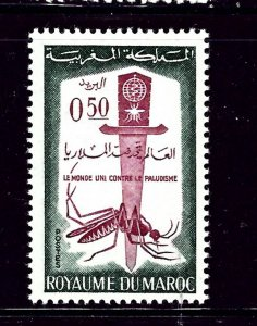 Morocco 67 MLH 1962 Fight Malaria