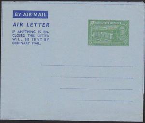 TRINIDAD GVI 5c airletter fine unused......................................67584