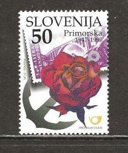 Slovenia Scott catalog # 306 Mint NH