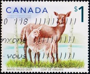 Canada. 2000? $1 Fine Used