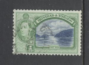 Trinidad & Tobago 50  F-VF  Used (1)