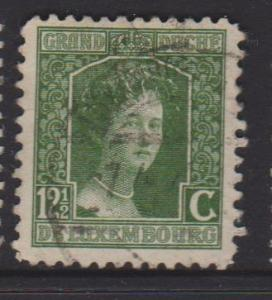 Luxembourg Sc#98 Used