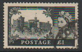 Great Britain SG 539 Used Waterlow