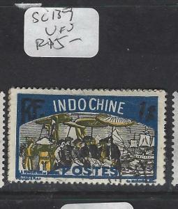 INDOCHINA FRENCH (P2612B)  SC 137   VFU