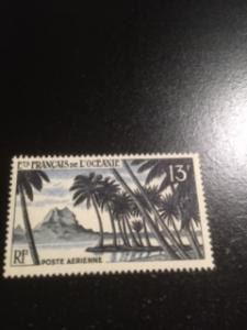 French Polynesia sc C23 MNH