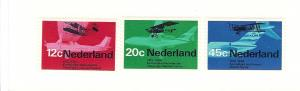 Netherlands, 455, Aircraft / Planes Singles, MNH