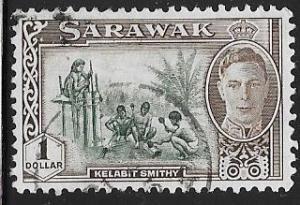 Sarawak 192 Used - Kelabit Smithy