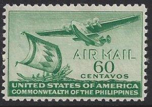 Scott C61 (Philippines) -- M,HR