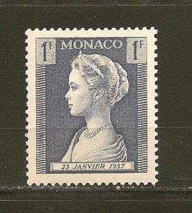 Monaco 391 Princess Grace Mint Hinged